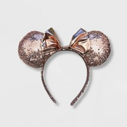 Girls' Minnie Mouse Ears Headband