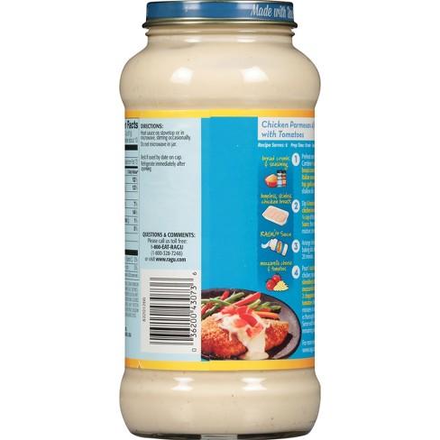 Ragu Cheesy Classic Alfredo Pasta Sauce 21 5oz Target