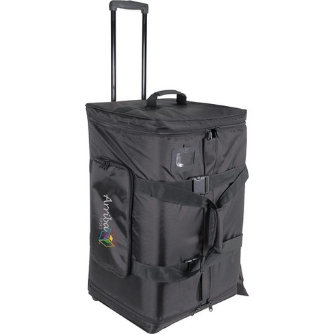 Arriba Cases As 175 Speaker And Stand Combo Bag With Wheels
