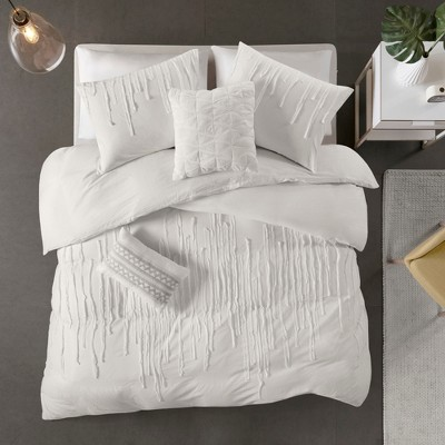Makenna Cotton Duvet Cover Set