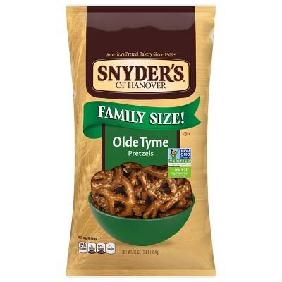 Snyder's Of Hanover The Pounder Pretzels - Olde Tyme 16oz