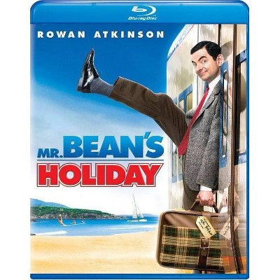 Mr. Bean's Holiday (Blu-ray)(2019)