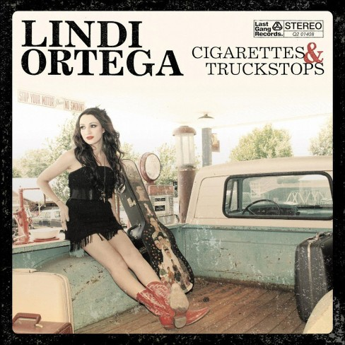 Lindi ortega - Cigarettes & truckstops (CD) - image 1 of 1