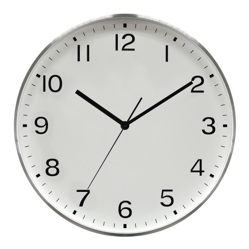 Wall Clocks White - Project 62™ - image 1 of 1