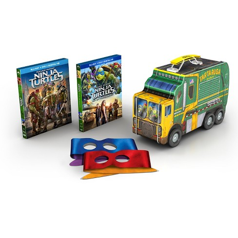Teenage Mutant Ninja Turtles: Out of the Shadows (Lunchbox Gift Set) (Blu-ray + Digital) - image 1 of 1