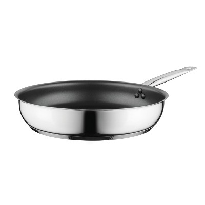 """BergHOFF Comfort 11"""" 18/10 Stainless Steel Non-Stick Frying Pan"""