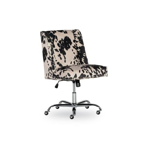 Draper Office Chair - Linon - image 1 of 4