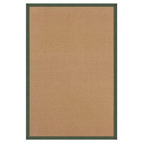 Athena Wool Area Rug - Green (4' X 6') - image 1 of 1