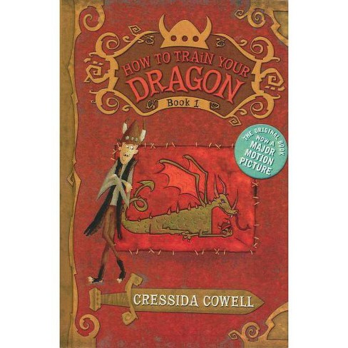 How to Train Your Dragon - by  Cressida Cowell (Hardcover) - image 1 of 1