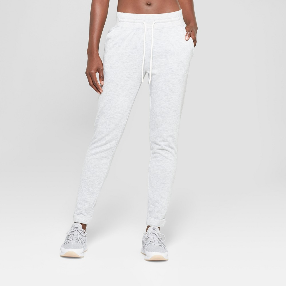 """Image of """"Women's Mid-Rise French Terry Jogger 29"""""""" - C9 Champion Heather Gray S, Size: Small, Grey Gray"""""""