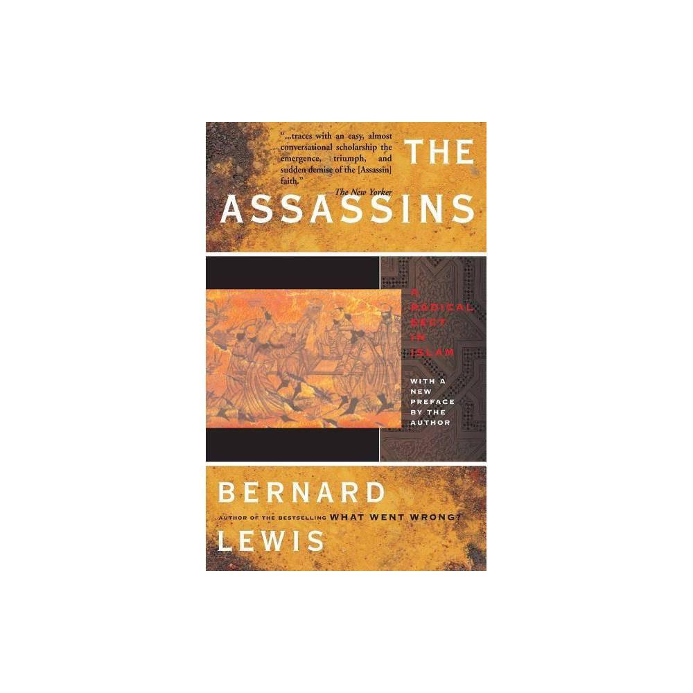 The Assassins By Bernard Lewis Paperback