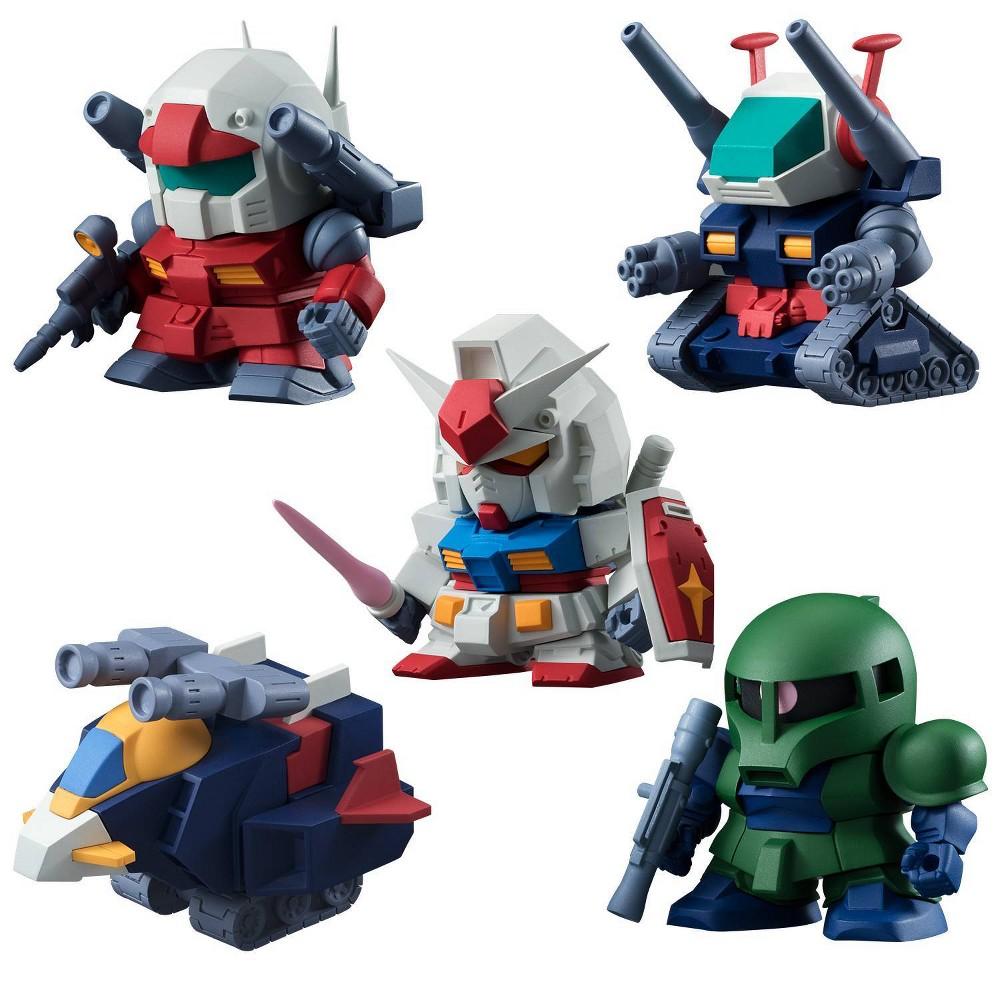 Image of Build Model Gundam Vol. 3 Blind Box