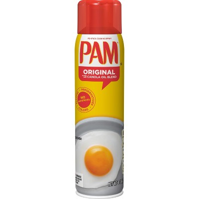 Cooking Spray: Pam Original