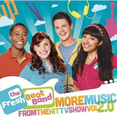 Fresh Beat Band 2.0: More Music From The Hit Show (CD) - image 1 of 1
