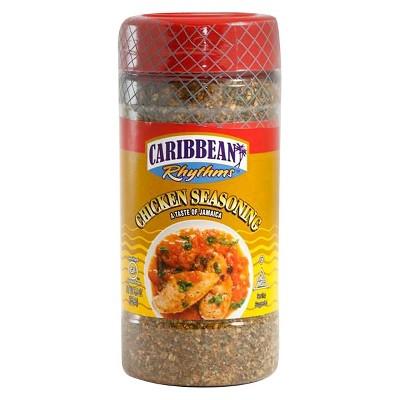 Caribbean Rhythms Chicken Seasoning - 5.5oz