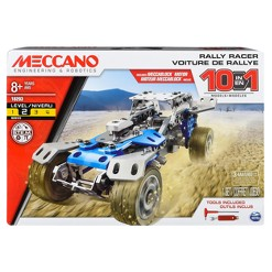 Meccano Erector - 10-in-1 Model - Race Truck