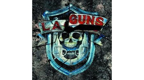 L.A. Guns - Missing Peace (CD) - image 1 of 1