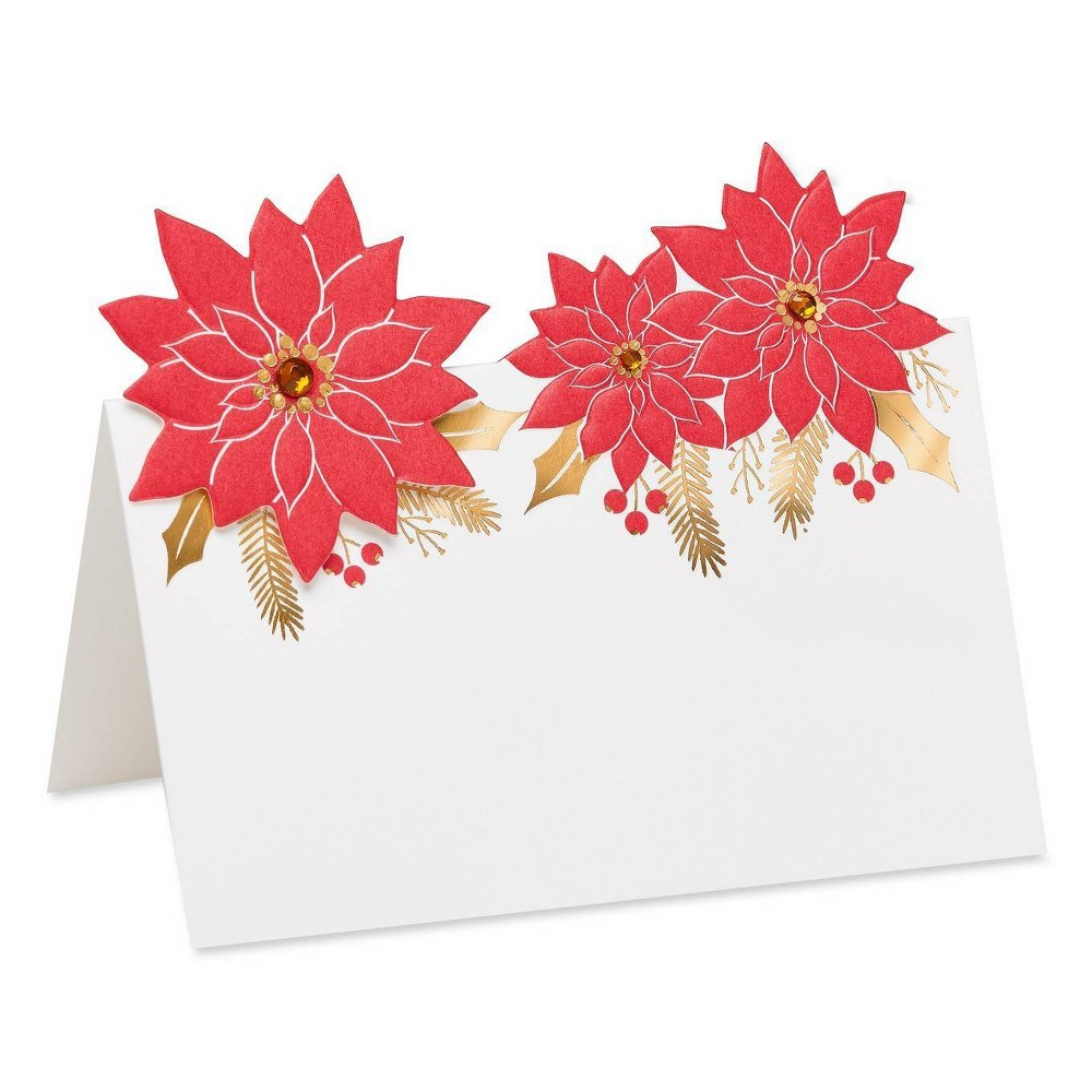 Image of 10ct Holiday Celebration Placecard - PAPYRUS