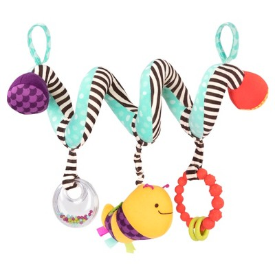 B. toys Sensory Wrap-Around Toy - Wiggle Wrap