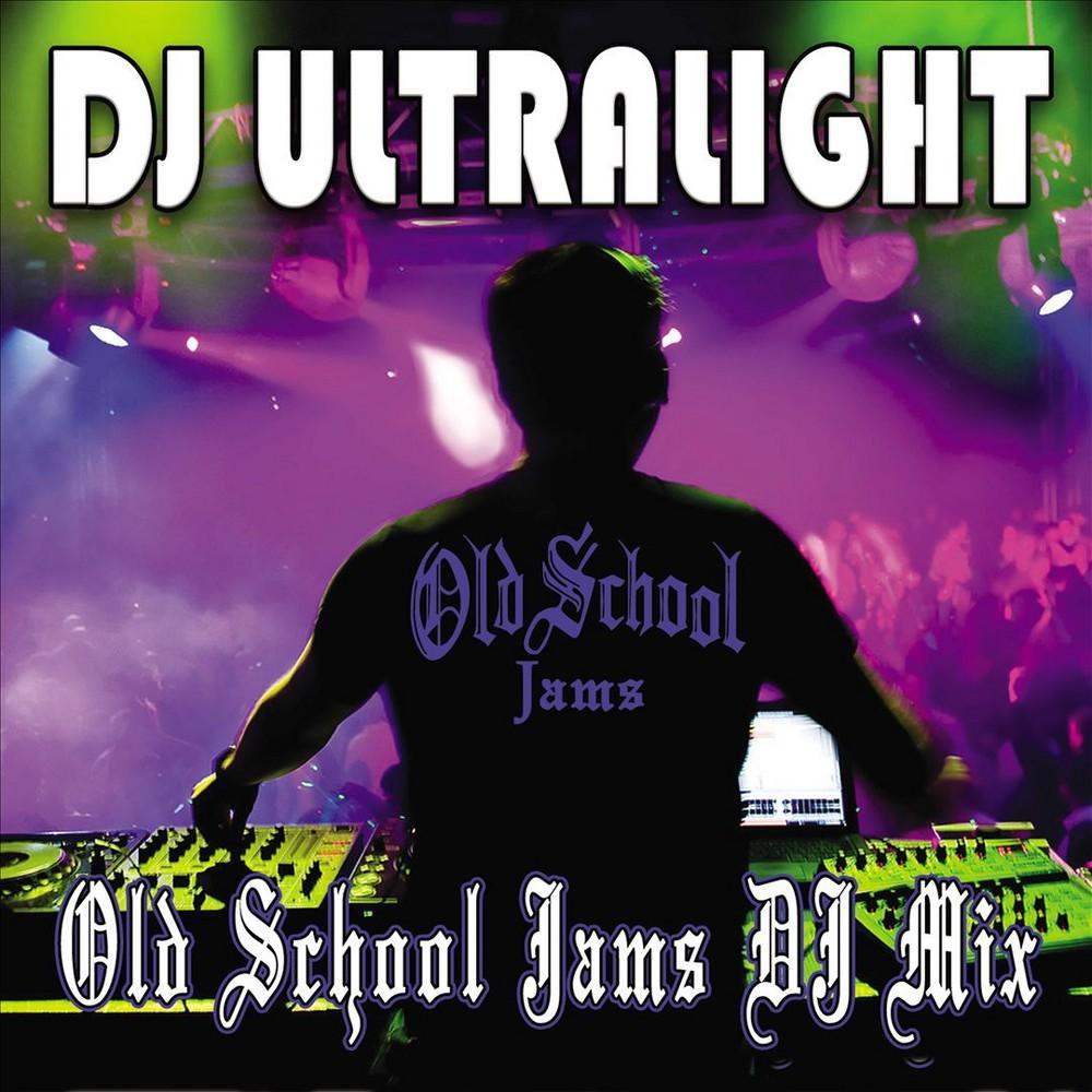 Dj Ultralight - Old School Jams Dj Mix (CD)