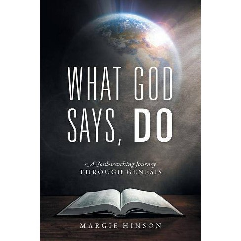 What God Says, Do - by  Margie Hinson (Paperback) - image 1 of 1