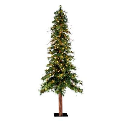 Vickerman Mixed Country Pine Artificial Alpine Tree