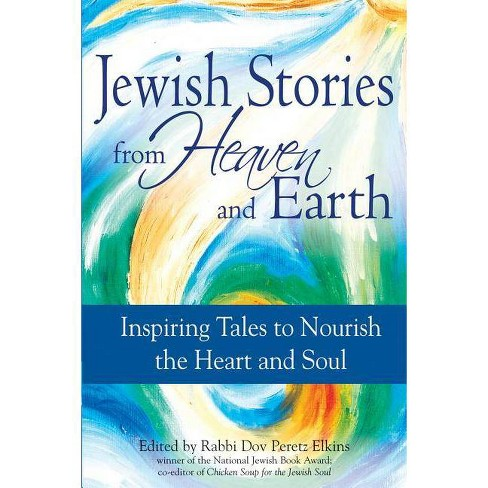 Jewish Stories from Heaven and Earth - (Paperback) - image 1 of 1