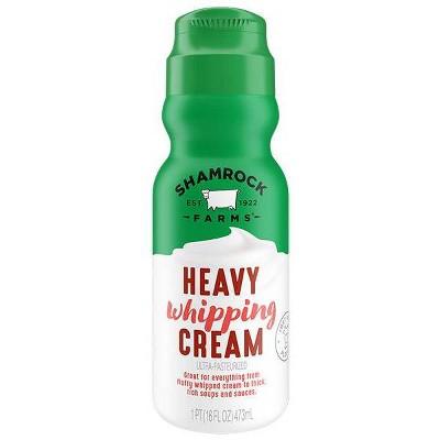 Shamrock Farms Heavy Whipping Cream - 1pt