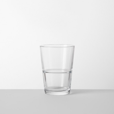 6f068a562d64 16.4oz Glass Stackable Tall Tumbler - Made By Design™
