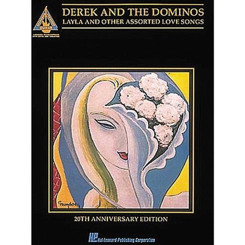 Hal Leonard Derek & The Dominos - Layla & Other Assorted Love Songs Guitar Tab Songbook - image 1 of 1