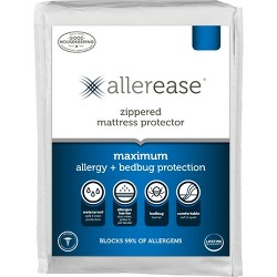 Maximum Mattress Protector White - AllerEase