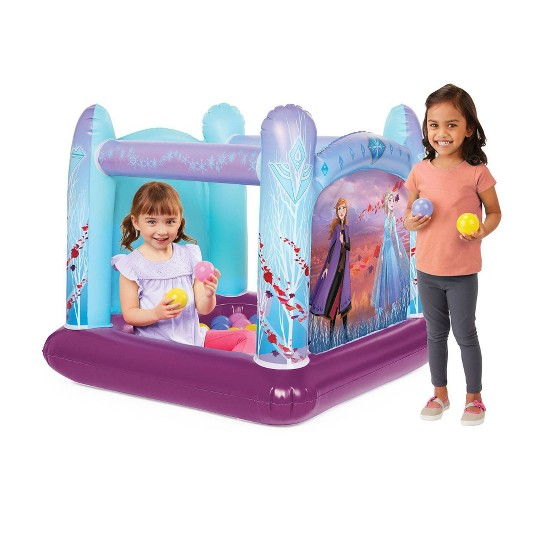 Disney Frozen 2 Playland With 20 Balls image number null