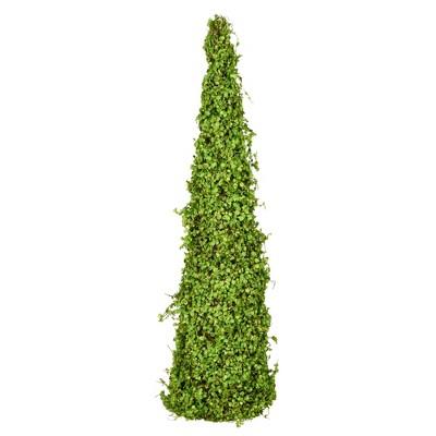 Vickerman Artificial Mini Leaves Cone