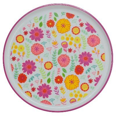Floral Dinner Plate 9.6 x9.6  - Circo™