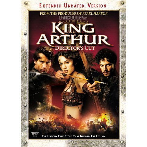 King Arthur (WS & Extended Unrated Version) (dvd_video) - image 1 of 1