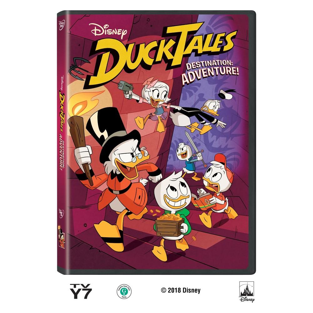 Ducktales: Destination Adventure! (Dvd)