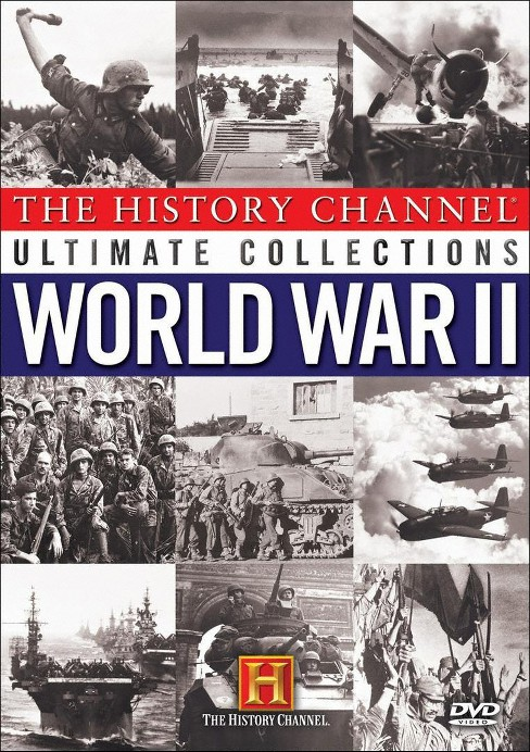 Ultimate collections:World war ii (DVD) - image 1 of 1