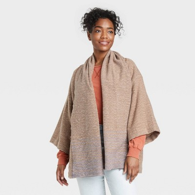 Women's Woven Jacket - Universal Thread™ Brown
