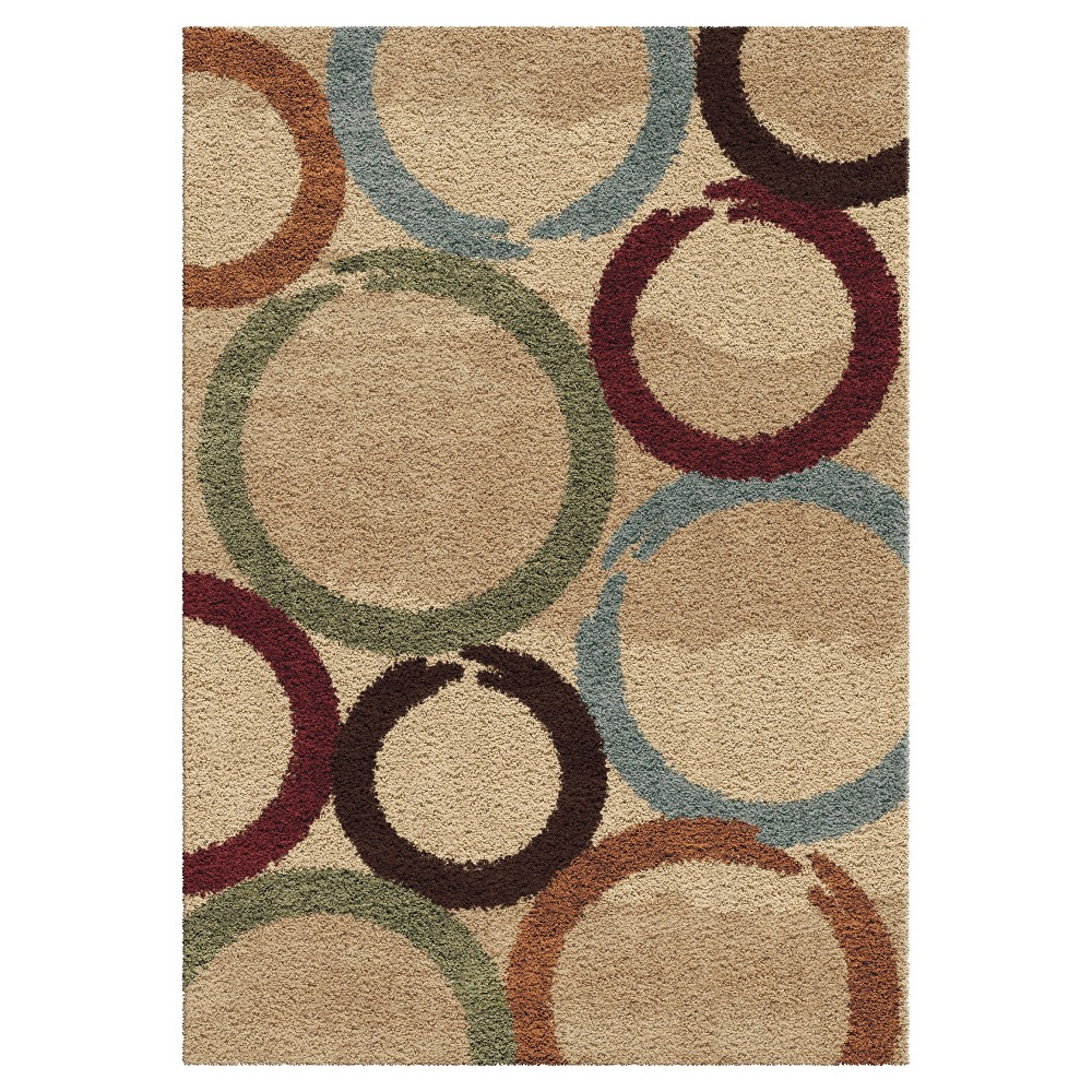 Solid Woven Area Rug - (7'10
