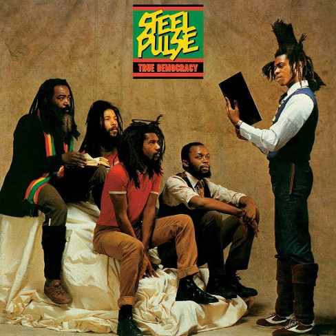 Steel pulse - True democracy (Vinyl) - image 1 of 1