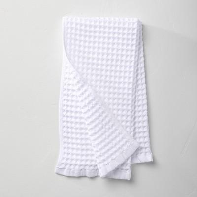 Waffle Hand Towel White - Casaluna™