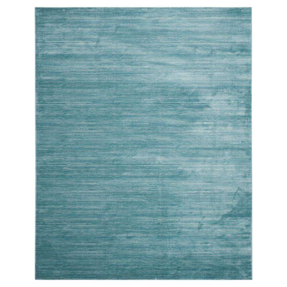 Boggios Area Rug - Seafoam (8' X 10' ) - Safavieh, Blue