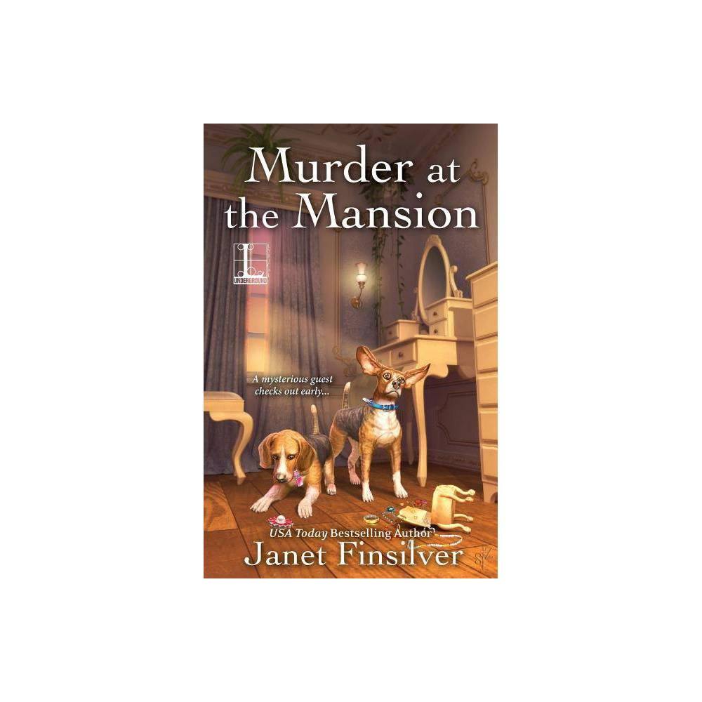 Murder At The Mansion By Janet Finsilver Paperback