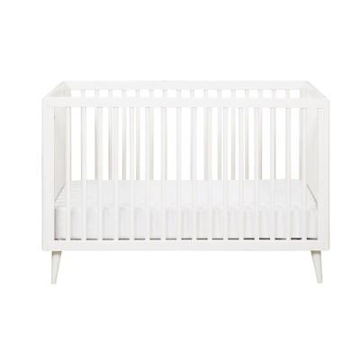 Novogratz Harper 3-in-1 Crib - White