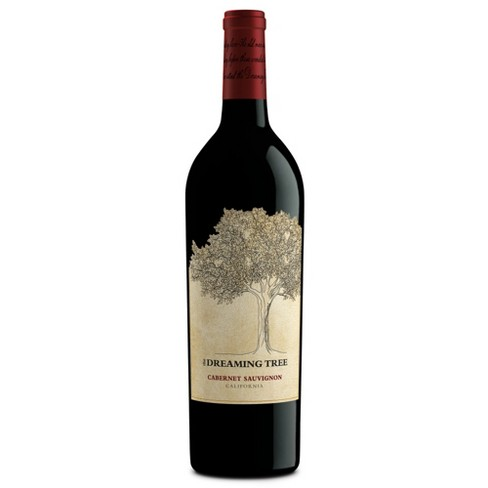 Dreaming Tree Cabernet Sauvignon Red Wine - 750ml Bottle - image 1 of 1