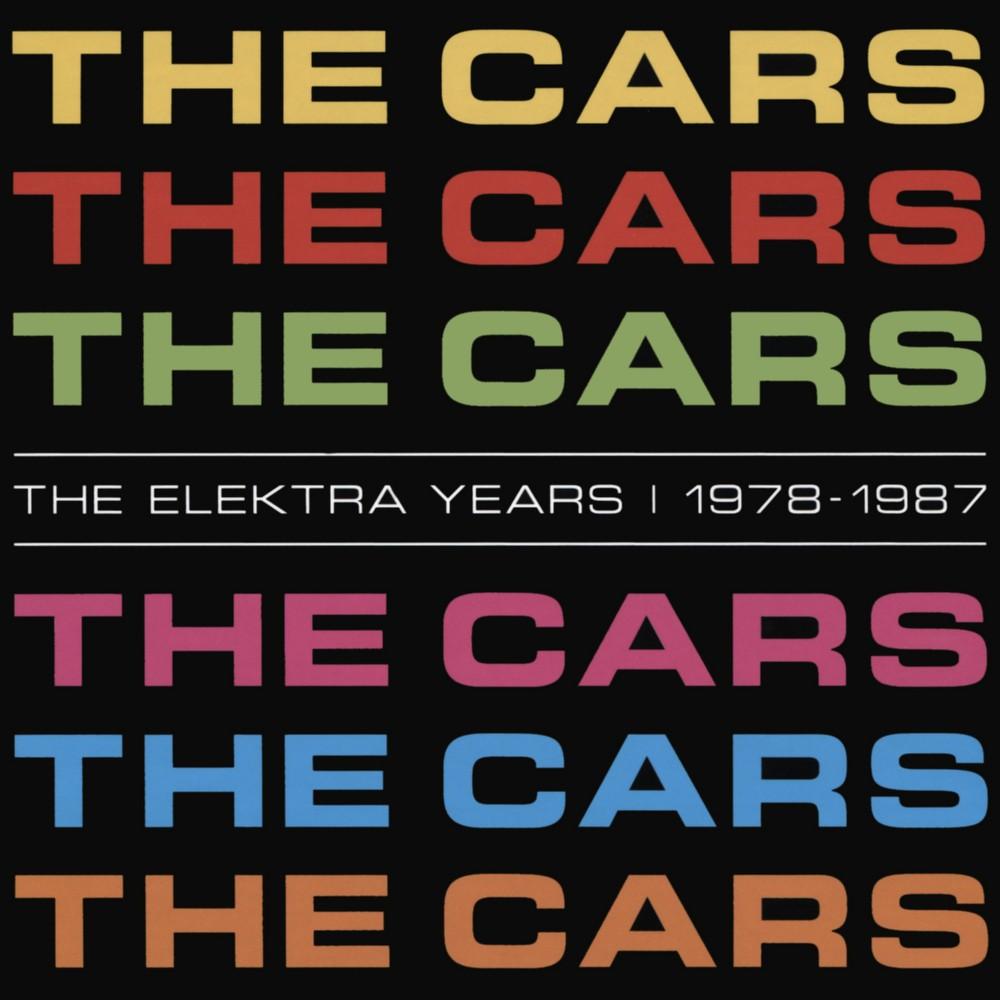 Cars - Elektra Years 1978-1987 (CD)