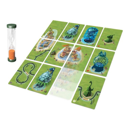 Z-Man Games Mesozoic Board Game image number null