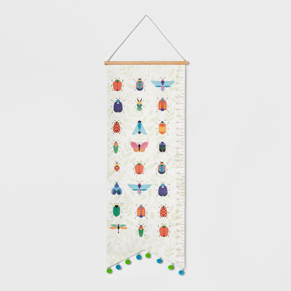 Image of Insect Growth Chart - Pillowfort