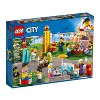 LEGO City People Pack - Fun Fair 60234 Toy Fair Building Set with Ice Cream Cart 183pc - image 4 of 4