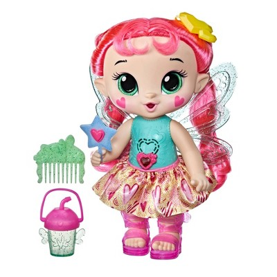 Baby Alive GloPixies Sammie Shimmer Baby Doll